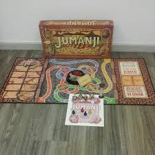 Jumanji Board Toys Games Cards On Carousell