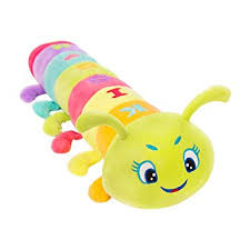 toyvian plüschtier raupe baby spielzeug für kinder schlafzimmer zuhause