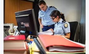 bureau de recrutement gendarmerie secrétaire gendarmerie ressources humaines annonce offre