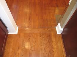 Carpet To Tile Transition Strips Uk by Wide Doorway Transition U0026 The Specially Milled Wider Threshold