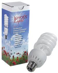 alzo 27w joyous light spectrum cfl light bulb