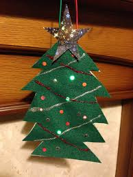 Blinking Christmas Tree Lights by Crafty Crumble Creations A Flashing Christmas Tree Redfern