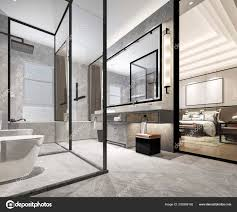 Rendering Luxury Modern Design Bathroom Toilet — Stock Photo ... 25 Best Modern Bathrooms Luxe Bathroom Ideas With Design Gray For Relaxing Days And Interior Bao 3d Rendering Luxury Toilet Stock Sophisticated For A Marble 14 Modernstyle 33 Terrific Small Master 2019 Photos Farmhouse Alton Kichler Lighting Tiles Doors Without Images 26 Doable Victorian Plumbing 8 Contemporary Contemporary Bathrooms Modern Bathroom Ideas