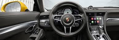 The 2018 Porsche 911 Four Seater s Interior