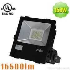 1000w halogen bulb equivalent 150w led flood lights cool 6000k