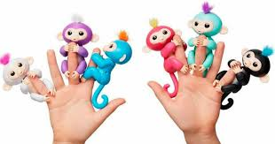 Hurry Over To Walmart Where Multiple WowWee Fingerlings Interactive Baby Monkeys Are In Stock And On Sale For 1484 Each You Can Currently Grab