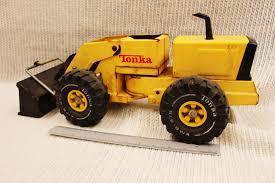 100 Steel Tonka Trucks Vintage Metal Truck