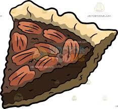 A Slice Pecan Pie