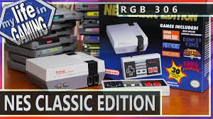 RGB306 :: The NES Classic Edition – MY LIFE IN GAMING
