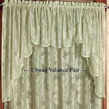 Lace Window Curtains Target by Shower Curtains Shower Curtain Swag Ideas Double Swag Shower