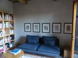 Old Tuscany Farmhouse For Sale Living Room With Stone Floors