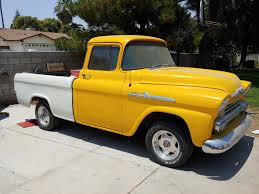 Classic Chevrolet Apache Trucks For Sale | TimelessTrucks.com ®