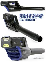 Kobalt 80V Max Cordless Electric Outdoor Power Equipment - Dadand.com Worx 125 Mph 465 Cfm 56volt Max Lithiumion Cordless Turbine Leaf Ryobi Zrry40411 Jet Fan Blower Reviews Lawn Care Pal 5 Best Electric For The Easiest Leave Cleaning Pool Admin Author At Gardenlife Pro 10 Blowers For 2017 Top Gas And In Amazoncom Dewalt Dcbl790m1 40v Max 40 Ah Lithium Ion Xr Vacuum Partner Corded 7 Your Guide To The Absolute Gaspowered Family