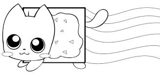 Nyan Cat Clipart 51
