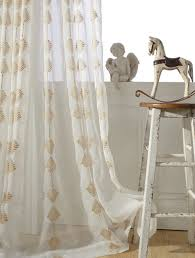 White Sheer Voile Curtains by Cotton Curtain Picture More Detailed Picture About 2015 New