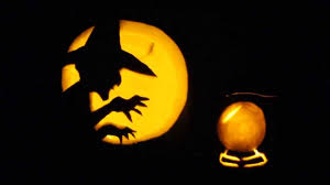 Pumpkin Carving Witch Face Template by Wicked Witch Of The West Pumpkin Youtube