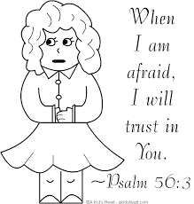 Free Printable Coloring Bible Verse Pages 36 For Your Download With