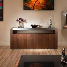 Furniture Beautiful Profile Modern Sideboard For Living Room Regarding Black Gloss Buffet Sideboards Image