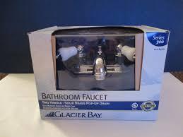 Glacier Bay Bathroom Faucets Instructions by Glacier Bay Bathroom Faucets Moen Kitchen Faucets Inside Moen