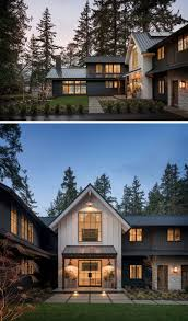 100 Modern Cedar Siding A Farmhouse Makes Bainbridge Island Its Home