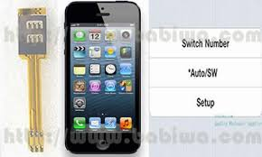 2 Simcard for Apple Iphone 5 Black Genuine Apple Iphone 5 Dual