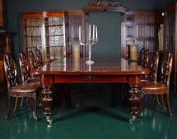 Magnificent Dining Room Decoration With Duncan Phyfe Set Amazing