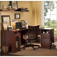 Realspace Broadstreet Contoured U Shaped Desk by 100 Magellan L Shaped Desk Hutch Bundle Outstanding L
