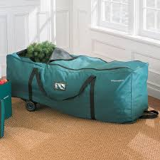 Large Upright Christmas Tree Storage Bag by Ez Roller Christmas Tree Storage Bags Improvements Catalog