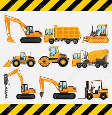 100 Construction Trucks Different Types Of Construction Trucks Illustration
