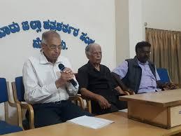 100 Sridhar Murthy PG Diploma In Journalism Course From November Mysuru Today