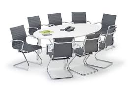 White Oval Boardroom Table And Grey Charles Eames Style Leather Boardroom  Chairs Bundle Board Room 13 Best Free Business Chair And Office Empty Table Chairs In At Schneider Video Conference With Big Projector Conference Chair Fuze Modular Boardroom Tables Go Green Office Solutions Boardchairsconfenceroom159805 Copy Is5 Free Photo Meeting Room Agenda Job China Modern Comfortable Design Boardroom Meeting Business 57 Off Board Aidan Accent Chairs Conklin Tips Layout Images Work Cporate