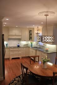 2 x 6 subway tile kitchen traditional with bump out cambria