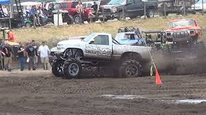 SILVER BULLET MEGA TRUCK...AIRS OUT
