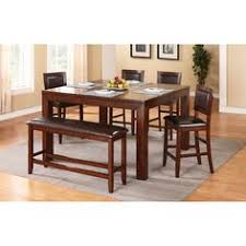 Wayfair Dining Table Chairs by Found It At Wayfair 7 Piece Counter Height Dining Table Set