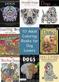These 10 Canine Themed Coloring