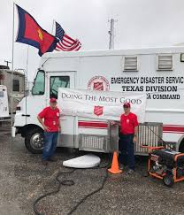 Salvation Army Expands Services For Hurricane Harvey - The Salvation ...