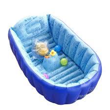 inflatable bathtub for baby tubethevote
