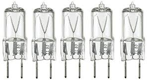 lse lighting 5 pack 20 watt xenon g8 20w 20 watt