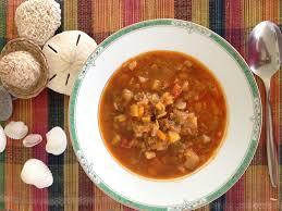 cuisine soupe de poisson title la soupe de poisson ou la plage à la maison