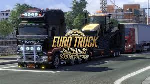 Euro Truck Simulator 2 Конвой TRADE-AUX - YouTube