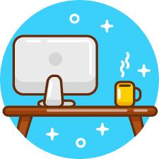 icones bureau gratuits icône lieu de travail bureau gratuit de free version icons
