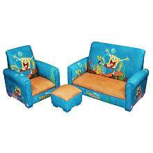 Spongebob Bedroom Set by Nickelodeon Spongebob Squarepants Bean Bag Chair Spongebob