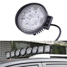 27W 12V Spot LED Work Light Lamp Fo (end 11/22/2018 2:52 PM) 1pcs Ultra Bright Bar For Led Light Truck Work 20 Inch Dc12v 24v Led Truck Tail Light Bar Emergency Signal Work Yescomusa 24 120w 7d Led Spot Flood Combo Beam Ip68 100w Cree Lamp Trailer Off Road 4wd 27w 12v Fo End 11222018 252 Pm China Actortrucksuvuatv Offroad Yintatech 28 180w 2x Tractor Lights Worklight Lamp 4inch 18w 40w Nsl04b40w Trucklite 81335c 81 Series Pimeter Flush Mount 4x2 Trucklites Signalstat Line Now Offers White Auxiliary Lighting