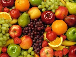 กินผลไม้และไฟเบอร์