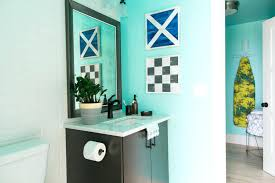 Teal Brown Bathroom Decor by Teal Brown Bathroom Decor Home Design And Decorating Sets Ideas