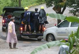 A Day-by-day Look At The Thailand Cave Ordeal   Utter Buzz!
