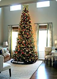 Sears Xmas Trees Best Tree Artificial Reviews Lit Sale Christmas