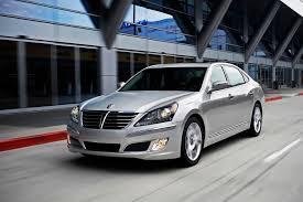 2013 Hyundai Equus Overview