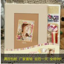 DIY Paper Photo Frame Handmade Table Picture SPF006
