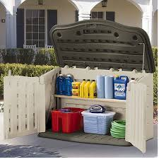 rubbermaid 135 gallon horizontal storage shed walmart com
